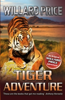 Tiger Adventure, Paperback Book