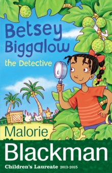 Betsey Biggalow the Detective, Paperback