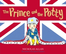 The Prince and the Potty, Paperback Book