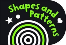 Black and White Shapes and Patterns : Chunky Board Book, Board book Book