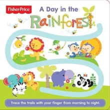Follow Me - A Day in the Rainforest, Board book Book