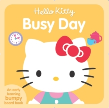 Hello Kitty Busy Day, Board book Book