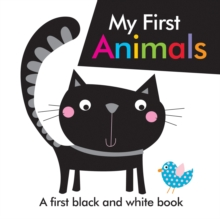 Black and White My First Animals, Board book