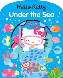 Hello Kitty Under the Sea - Cut Through, Paperback Book