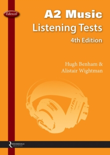 Edexcel : A2 Music Listening Tests, Paperback
