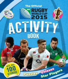 The Official Rugby World Cup 2015 Activity Book, Spiral bound