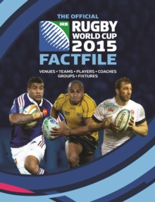 The Official Rugby World Cup 2015 Fact File, Hardback