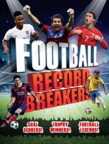 Football Record Breakers, Paperback