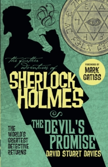 The Further Adventures of Sherlock Holmes - The Devil's Promise, Paperback Book