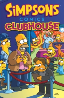 Simpsons - Comics Clubhouse, Paperback