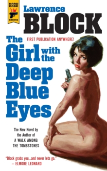 The Girl with the Deep Blue Eyes, Hardback