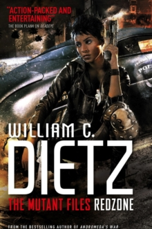 Redzone (the Mutant Files) : 2, Paperback Book