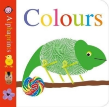 Colours, Board book Book