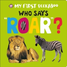 Who Says Roar?, Board book Book
