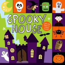 Spooky House, Board book Book