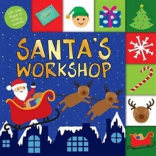 Santa's Workshop, Board book