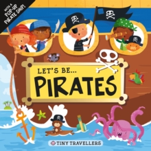 Let's be...Pirates, Board book