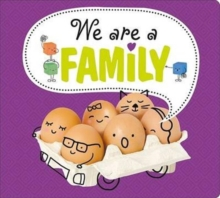 We are a Family, Board book