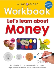 Wipe Clean Workbooks: Let's Learn About Money, Mixed media product