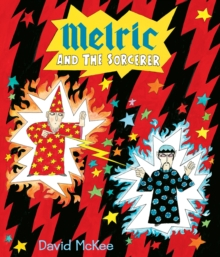 Melric and the Sorcerer, Paperback Book