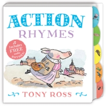 My Favourite Nursery Rhymes Board Book: Action Rhymes, Board book