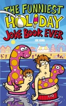 The Funniest Holiday Joke Book Ever, Paperback Book