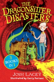 The Dragonsitter Disasters : 3 Books in 1, Paperback