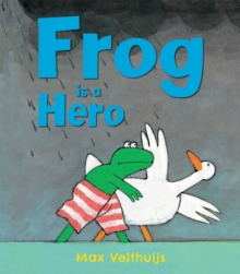 Frog is a Hero, Paperback
