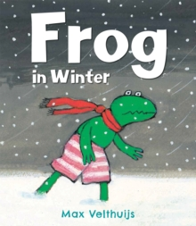 Frog in Winter, Paperback