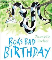 Boa's Bad Birthday, Paperback