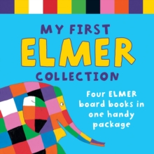 My First Elmer Collection, Mixed media product