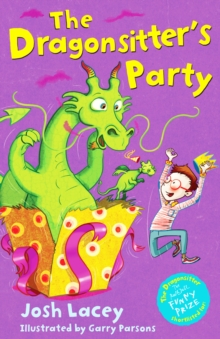 The Dragonsitter's Party, Paperback