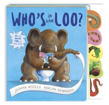 Who's in the Loo?, Board book