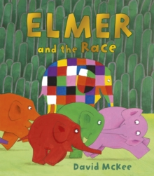Elmer and the Race, Paperback Book