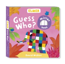 Elmer: Guess Who?, Board book Book