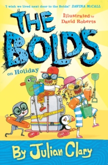 The Bolds on Holiday, Paperback Book