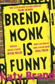 Brenda Monk is Funny, Paperback Book