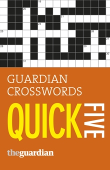 Guardian Quick Crosswords : No. 5, Paperback