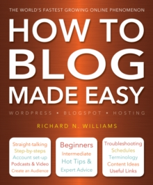 How to Blog Made Easy, Paperback Book