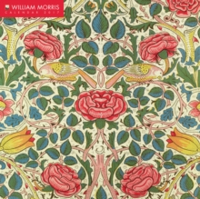 William Morris Wall Calendar 2017, Calendar