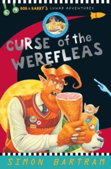Curse of the Werefleas, Paperback Book
