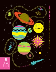 Infographics Space, Paperback Book