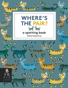 Where's the Pair? : A Spotting Book, Hardback Book