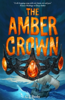 The Amber Crown, Paperback