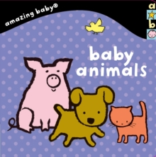 Baby Animals : Amazing Baby, Board book