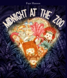 Midnight at the Zoo, Paperback Book