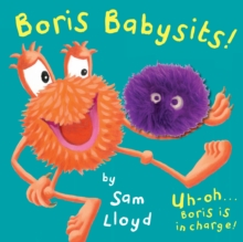 Boris Babysits : Cased Board Book with Puppet, Hardback