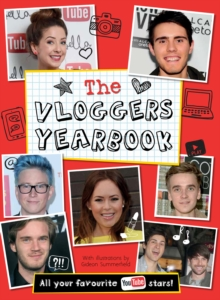 The Vloggers' Yearbook, Hardback