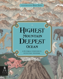 Highest Mountain, Deepest Ocean, Hardback Book