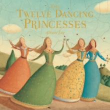 Twelve Dancing Princesses, Hardback Book